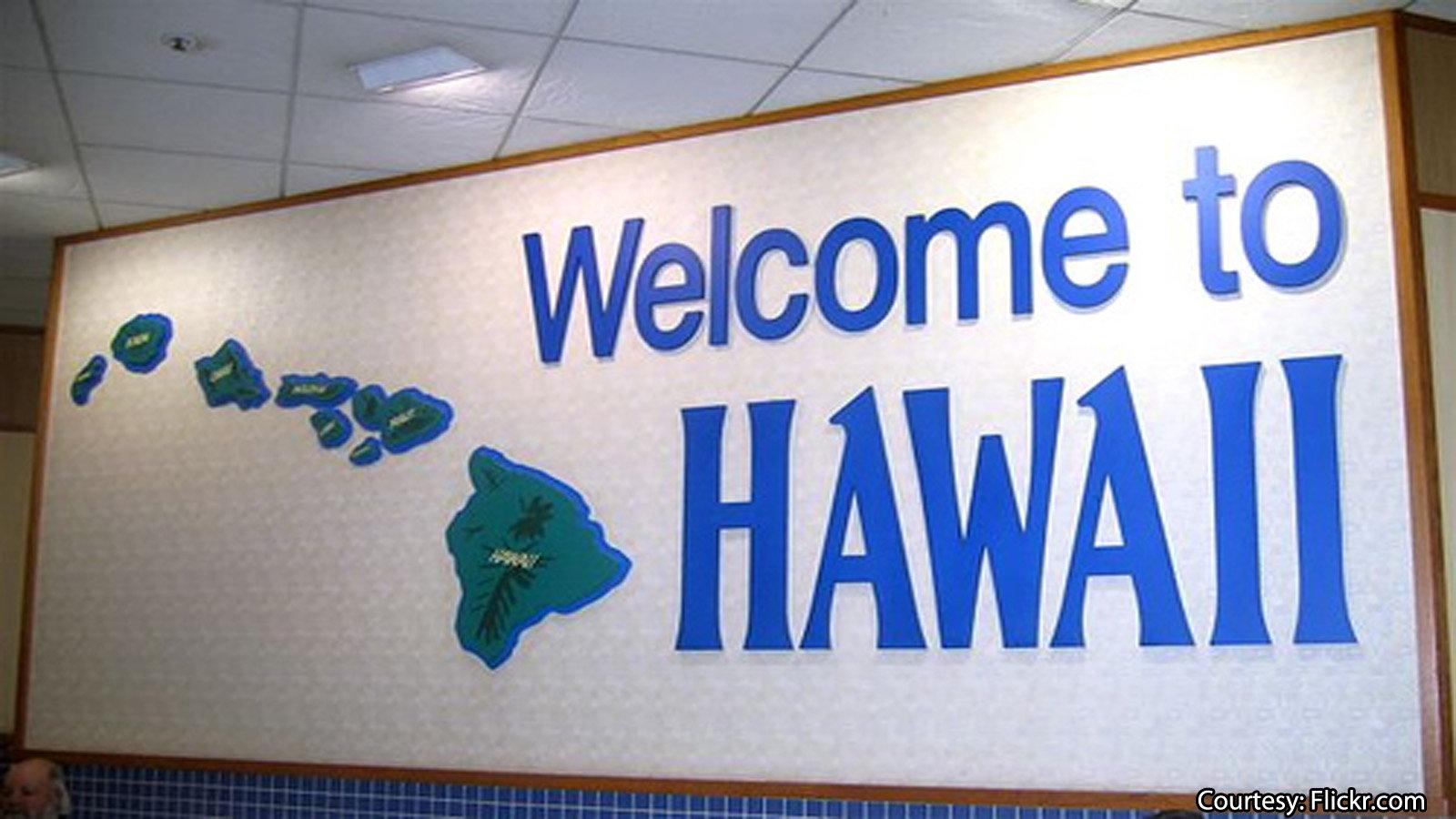 3. Hawaii