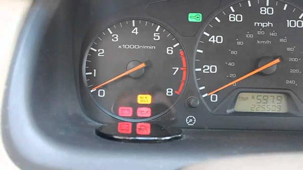 how to clear a faulty engine code
