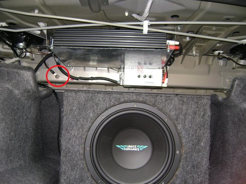 Honda How To Install Aftermarket Amplifier