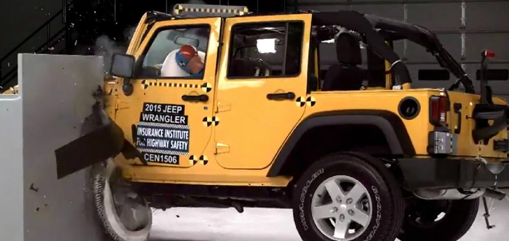 jeep wrangler jk 2007 present crash test and safety ratings jk forum. Cars Review. Best American Auto & Cars Review