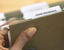 Home Insurance Folder