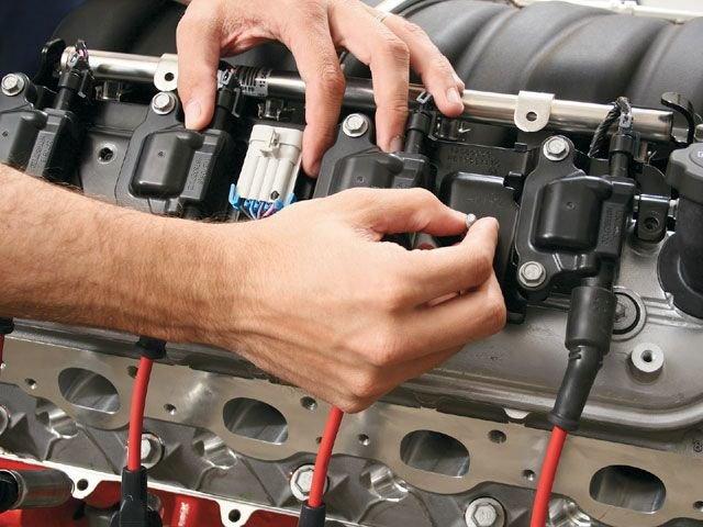 replace spark plug wires  | ls1tech.com