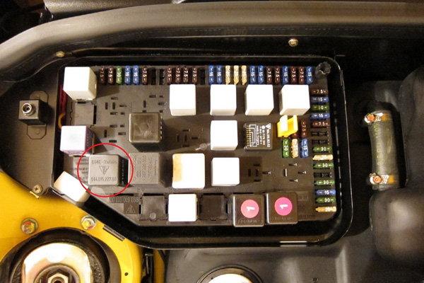 fuse box in porsche boxster    porsche    993 why does car die after it starts rennlist     porsche    993 why does car die after it starts rennlist