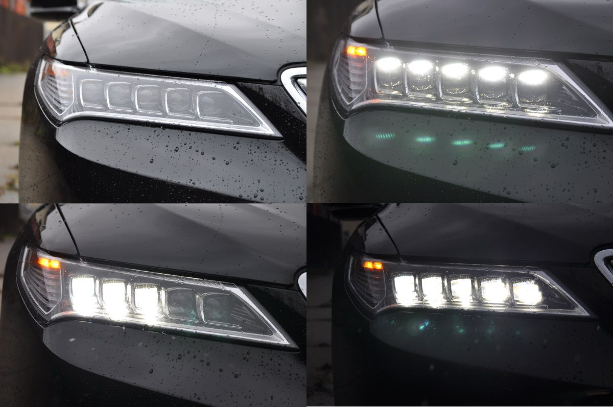 So The Tlx Doesn T Have Drl S Acurazine Acura