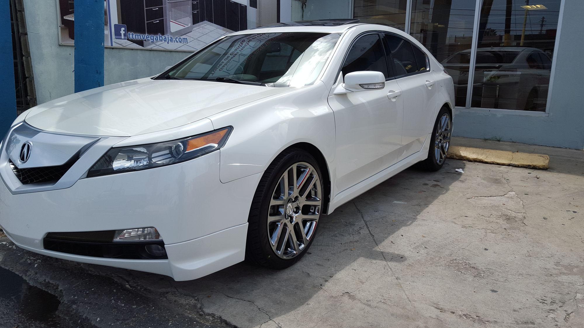 Acura Oem Wheels >> Acura TL ZDX Wheels & Body Kit OEM - AcuraZine - Acura Enthusiast Community