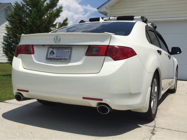 Honda s2000 exhaust tip fit on 2013 Acura TSX? - AcuraZine - Acura Enthusiast Community