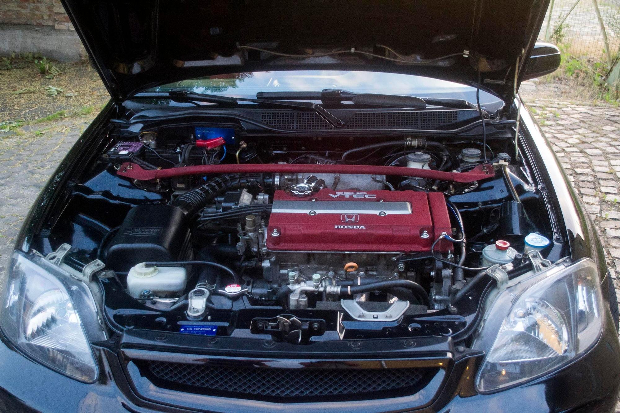 international lhd ek conversion  bc engine  civic type   sale honda tech