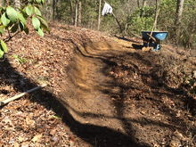 Spring Trail Work