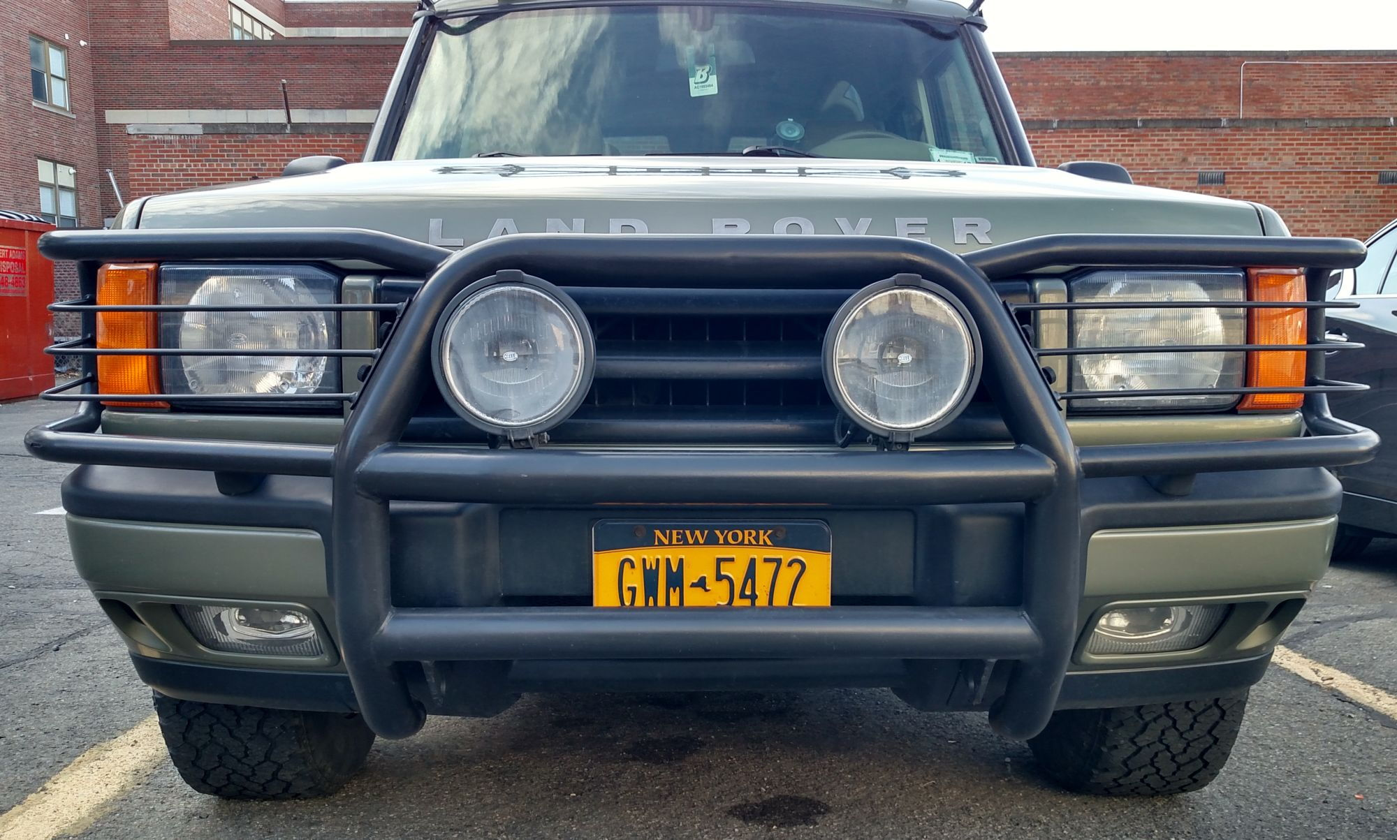 2001 Discovery 2 Front Bumper For Sale Land Rover Forums
