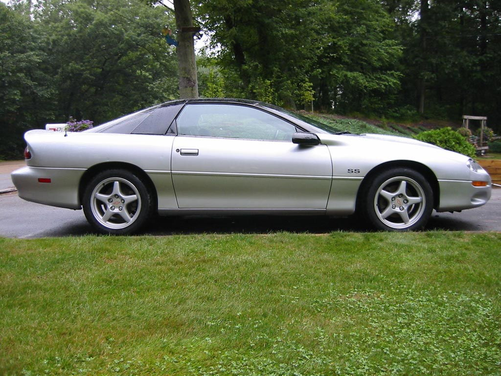1998 camaro ss m6 silver 32k original miles clean ls1tech. Black Bedroom Furniture Sets. Home Design Ideas
