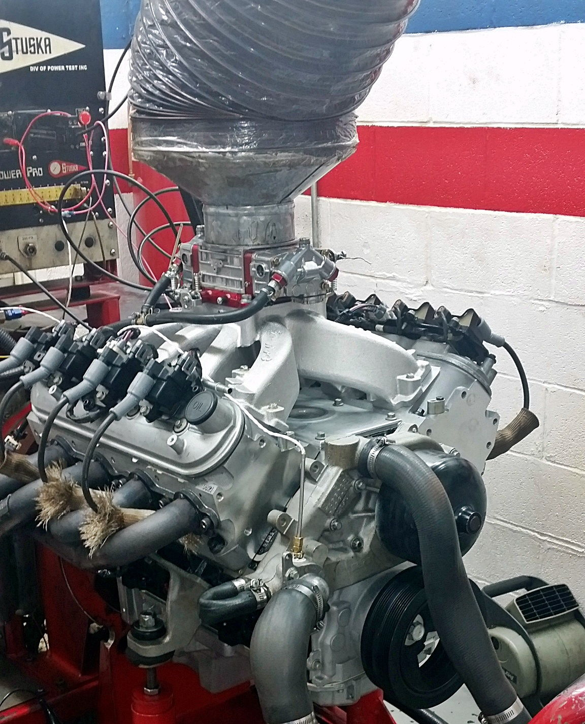 Ls3 Engine Package For Sale: Atk R&d 370ci Lq4 Engine For Sale! 559hp/494tq