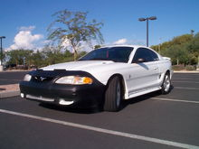 My first Stang. 1998 Mustang V6