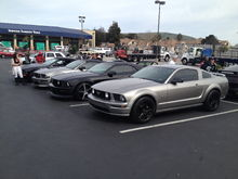 Stang Up The Bay 2015