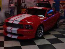 my 06 Mustang GT