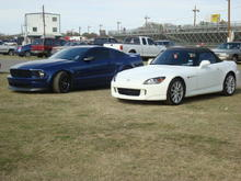 Cousins s2k And Zeus