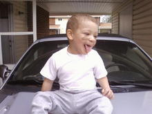 he likes daddys car