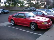 1989 Mustang GT 001