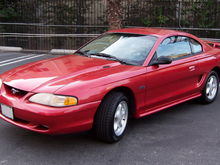 1997 Front Profile