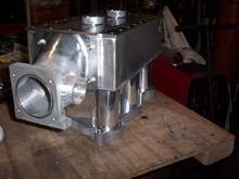 alluminum manifold