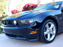 Garage - 2010 GT