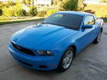 Mustang 0221