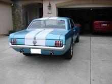 1966 Mustang GT 007