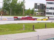US 41 in Indiana against 95stang5.0