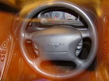 Cobra Steering Wheel
