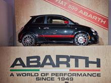 2012 Fiat 500 Abarth 2