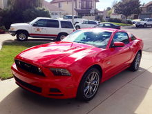 Mustang 1