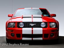 2007 MustangGT Front