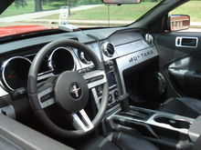"wood dash experts ""brushed aluminum"" dash kit"