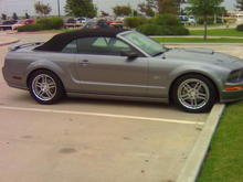 2007 Mustang GT Convertible