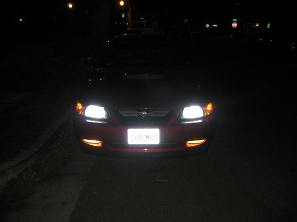 My new HID's