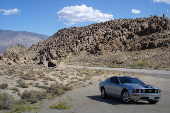 2005 Mustang GT 10/08/2005
