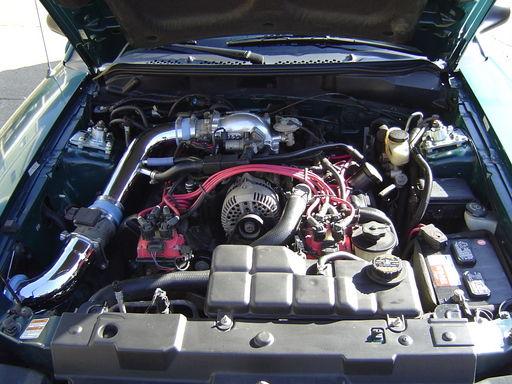 old motor