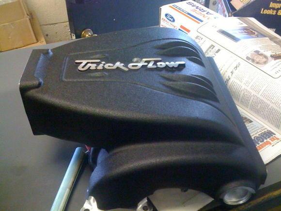 Trickflow R series intake