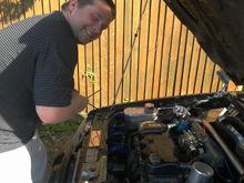 my engine change