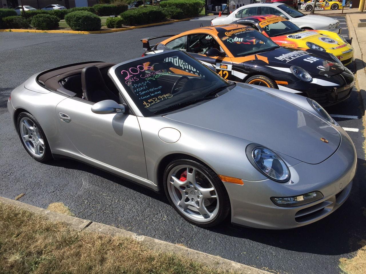 2006 porsche 997 carrera 4s cabriolet rennlist for Porsche ka che