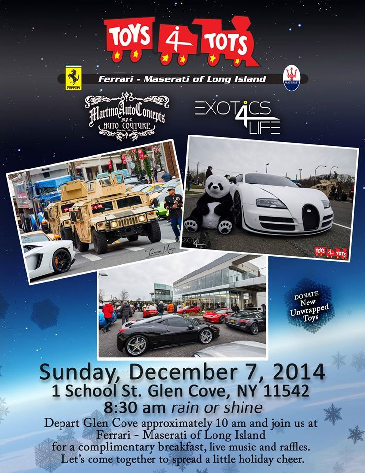Toys For Tots Introduction : Toys for tots glen cove dec th
