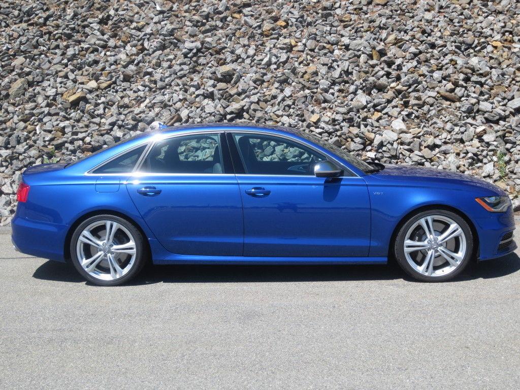 Audi Richmond Va >> VWVortex.com - FS: 2013 C7 Audi S6 quattro S-tronic Prestige Sepang Blue w/ Audicare and Extras