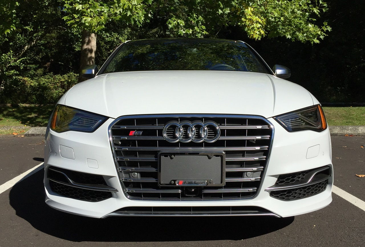 New Us 2016 S3 Glacier White Audiworld Forums