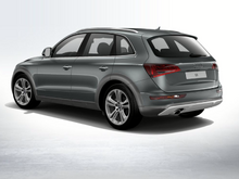 New Audi Q5 with Off Road Package UK