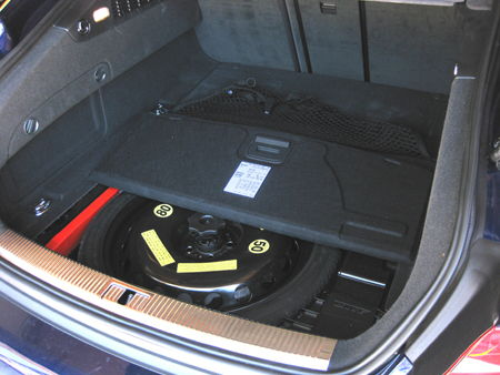 How To Spare Tire For The Rs7 Audiworld Forums