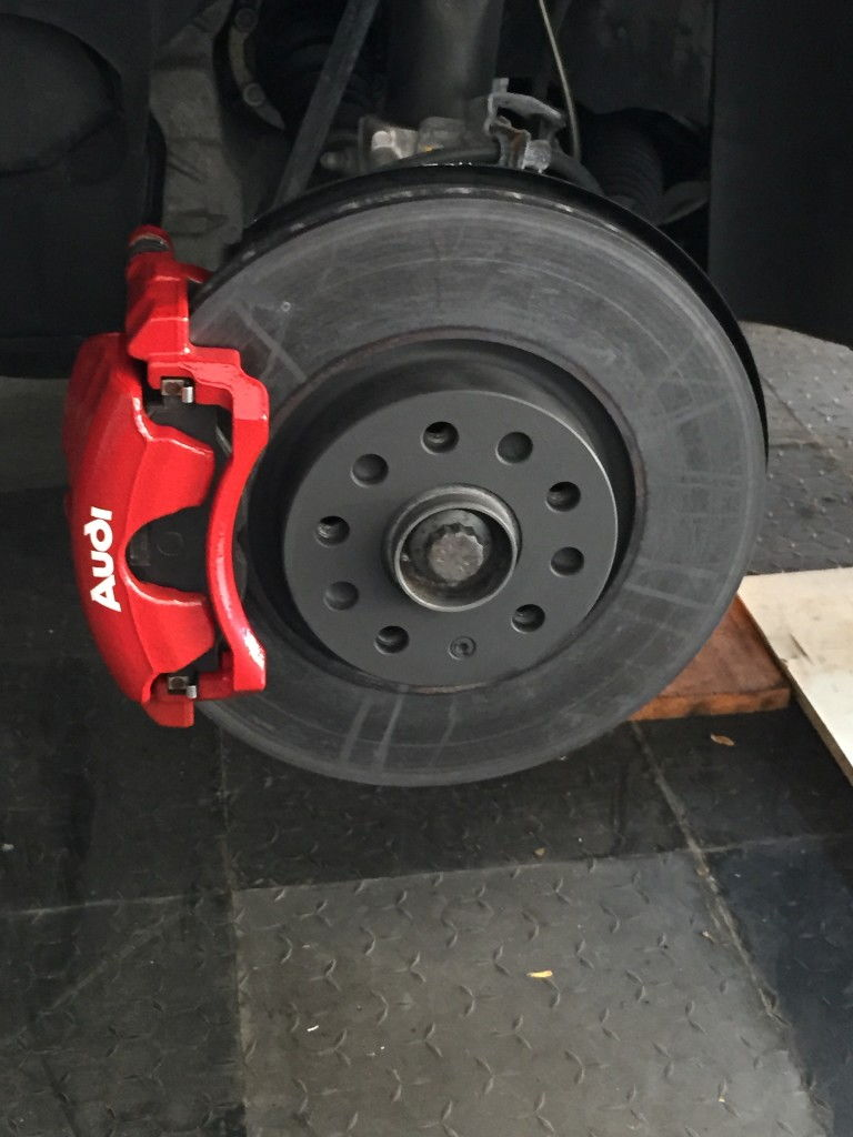 Audi Used For Sale >> Painted Brake Calipers - AudiWorld Forums