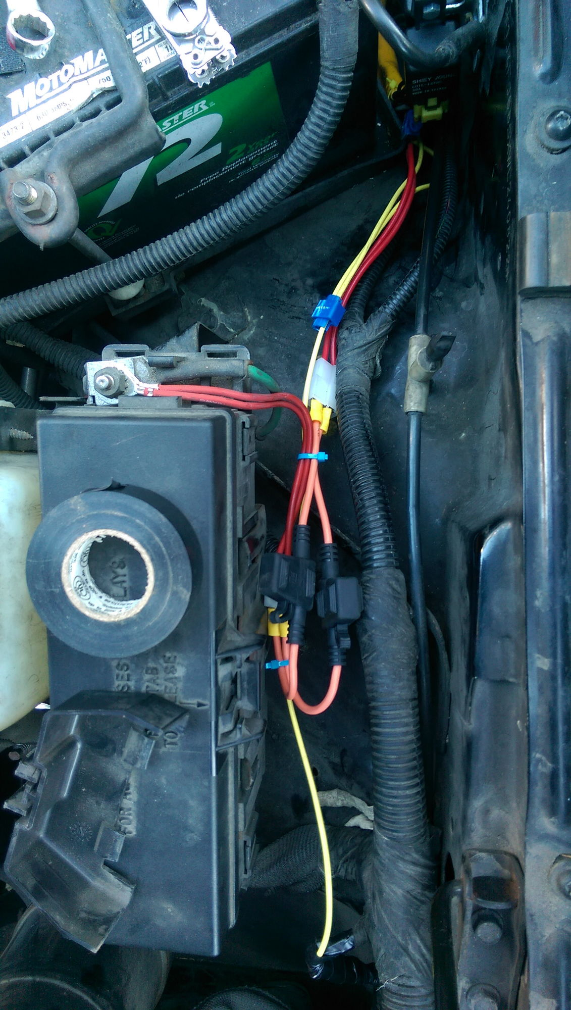 5 Pin Relay For Headlights