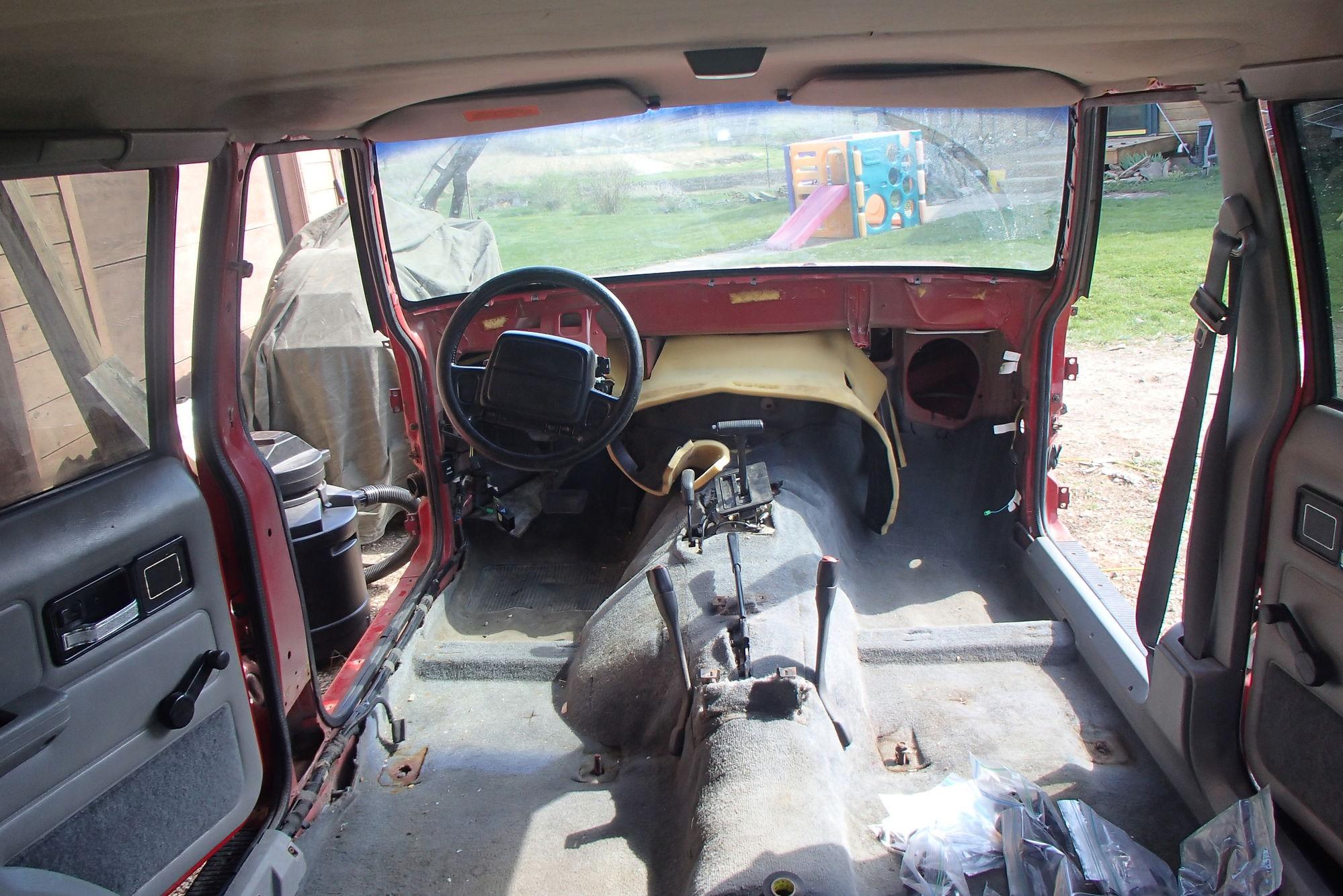 Xj Custom Dash Help Jeep Cherokee Forum