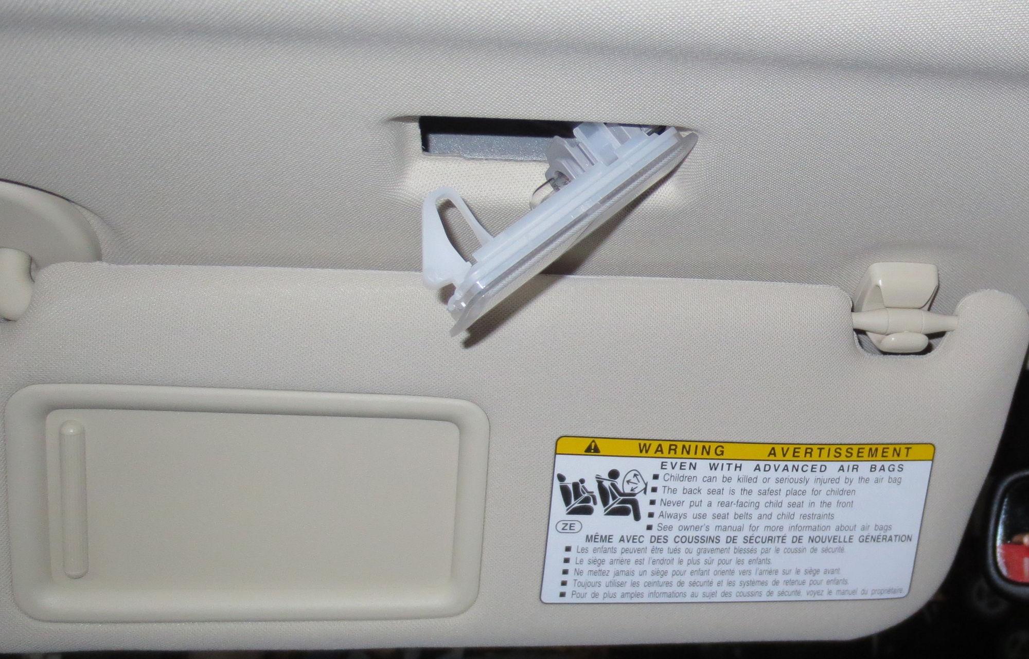 Vanity Lights Stick On : Vanity Light LED upgrade - Club Lexus Forums