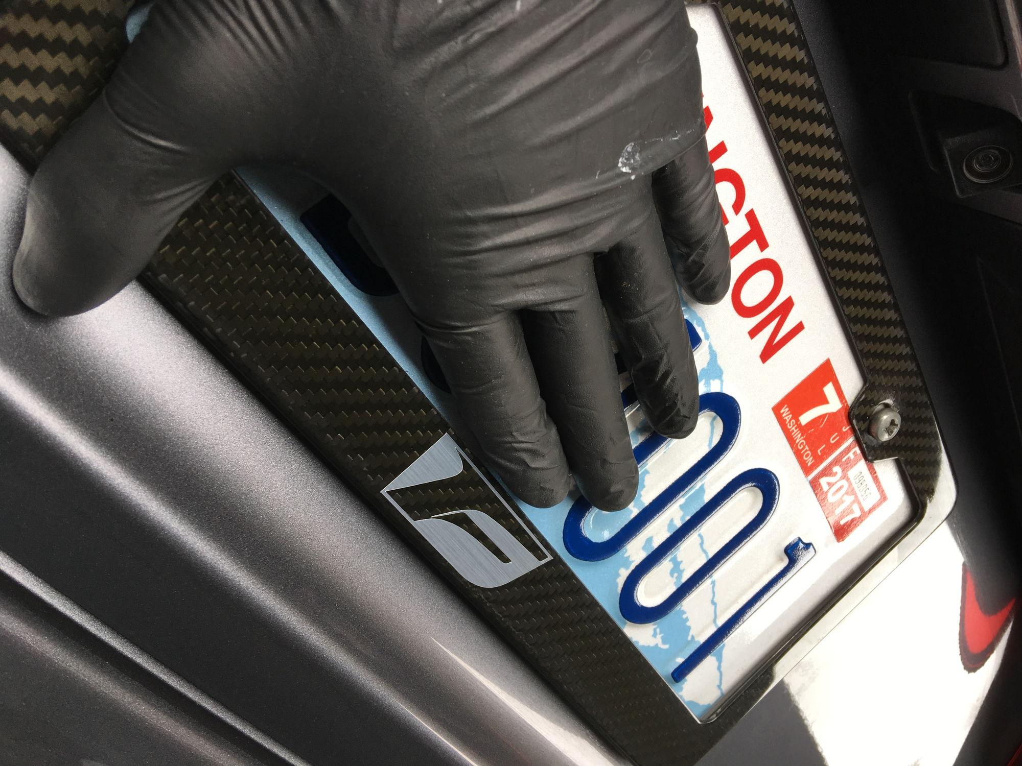License Plate Frame  AutoZonecom