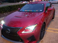 Infrared RCF